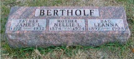 LITTON BERTHOLF, NELLIE - Madison County, Iowa | NELLIE LITTON BERTHOLF
