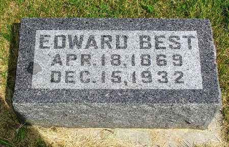BEST, EDWARD LEE - Madison County, Iowa | EDWARD LEE BEST