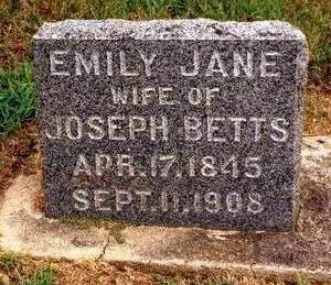 ERGENBRIGHT BETTS, EMILY JANE - Madison County, Iowa | EMILY JANE ERGENBRIGHT BETTS