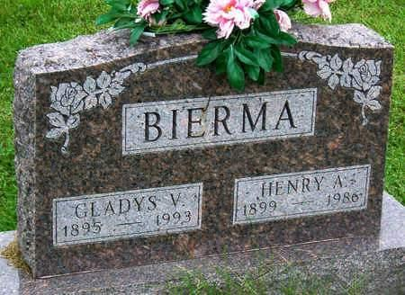 BIERMA, HENRY A. - Madison County, Iowa | HENRY A. BIERMA