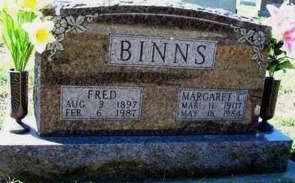 BINNS, FRED - Madison County, Iowa | FRED BINNS