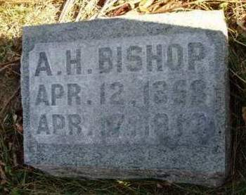 BISHOP, AUSTIN H. - Madison County, Iowa | AUSTIN H. BISHOP