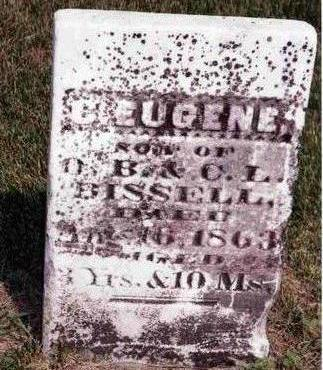 BISSELL, EUGENE C. - Madison County, Iowa | EUGENE C. BISSELL