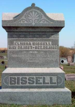 BISSELL, ELMIRA - Madison County, Iowa | ELMIRA BISSELL