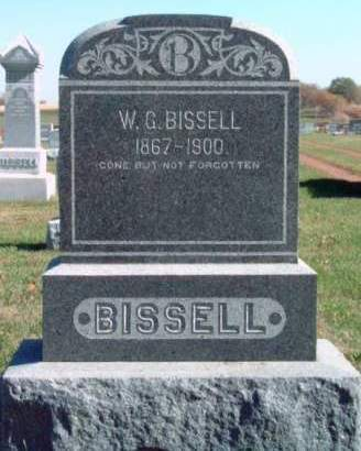 BISSELL, WILLIAM GRANT - Madison County, Iowa | WILLIAM GRANT BISSELL