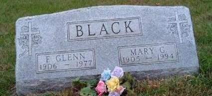 BLACK, FORREST GLENN - Madison County, Iowa | FORREST GLENN BLACK