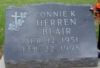 HERREN BLAIR, CONNIE K - Madison County, Iowa | CONNIE K HERREN BLAIR