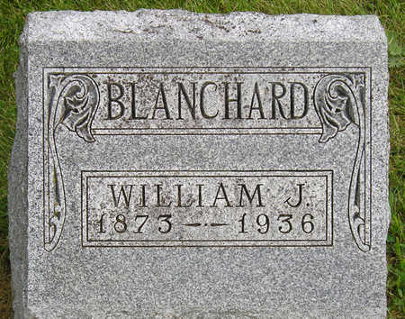 BLANCHARD, WILLIAM JAMES - Madison County, Iowa | WILLIAM JAMES BLANCHARD
