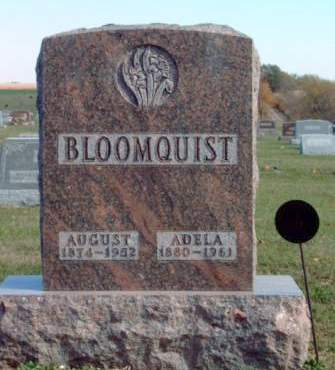 BLOOMQUIST, BRUCE / BROER AUGUST - Madison County, Iowa | BRUCE / BROER AUGUST BLOOMQUIST