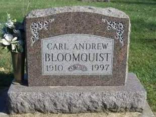 BLOOMQUIST, CARL AUGUST / ANDREW - Madison County, Iowa | CARL AUGUST / ANDREW BLOOMQUIST
