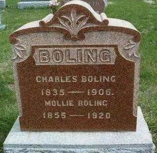 BOLING, MOLLIE - Madison County, Iowa | MOLLIE BOLING