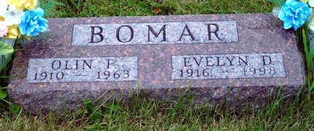 RINARD BOMAR, EVELYN DARLENE - Madison County, Iowa | EVELYN DARLENE RINARD BOMAR