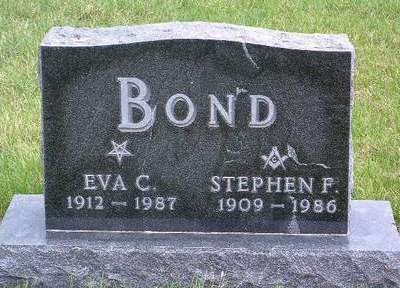BOND, STEPHEN FITZHUGH - Madison County, Iowa | STEPHEN FITZHUGH BOND