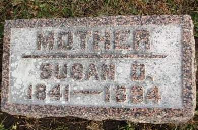 BONHAM, SUSAN D. - Madison County, Iowa | SUSAN D. BONHAM
