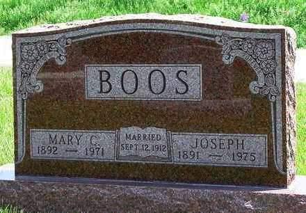 BOOS, JOSEPH - Madison County, Iowa | JOSEPH BOOS