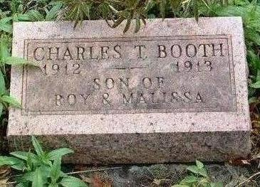 BOOTH, CHARLES T. - Madison County, Iowa | CHARLES T. BOOTH