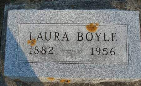 BOYLE, LAURA AMELIA - Madison County, Iowa | LAURA AMELIA BOYLE