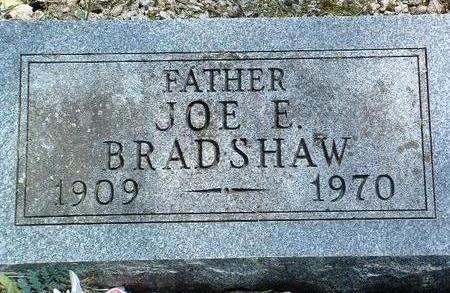 BRADSHAW, JOSEPH ELLYSON (JOE) - Madison County, Iowa | JOSEPH ELLYSON (JOE) BRADSHAW