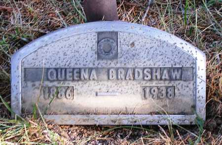 BRADSHAW, QUEENA VIOLET (QUEENIE) - Madison County, Iowa | QUEENA VIOLET (QUEENIE) BRADSHAW