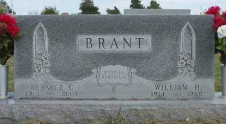 BRANT, BERNICE CLEO - Madison County, Iowa | BERNICE CLEO BRANT