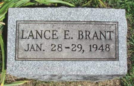 BRANT, LANCE E. - Madison County, Iowa | LANCE E. BRANT