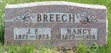 BREECH, JOHN FYAN - Madison County, Iowa | JOHN FYAN BREECH