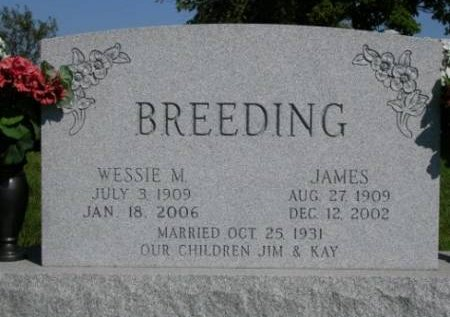 BREEDING, JAMES - Madison County, Iowa | JAMES BREEDING