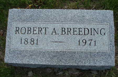 BREEDING, ROBERT ARTHUR - Madison County, Iowa | ROBERT ARTHUR BREEDING