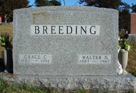 BREEDING, GRACE SHORT - Madison County, Iowa | GRACE SHORT BREEDING