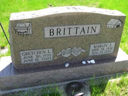 BRITTAIN, GRETCHEN LORRAINE - Madison County, Iowa | GRETCHEN LORRAINE BRITTAIN