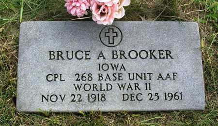 BROOKER, BRUCE A. - Madison County, Iowa | BRUCE A. BROOKER