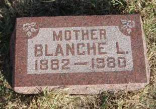 BROOKER, BLANCHE - Madison County, Iowa | BLANCHE BROOKER