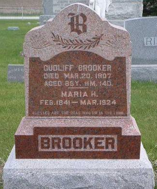 BROOKER, MARIA H. - Madison County, Iowa | MARIA H. BROOKER