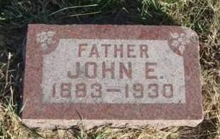 BROOKER, JOHN ERNEST - Madison County, Iowa | JOHN ERNEST BROOKER