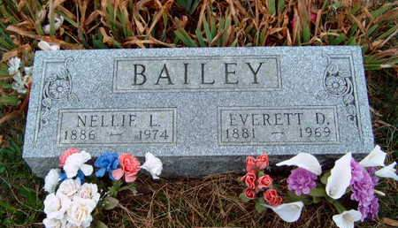 BROWN BAILEY, NELLIE L - Madison County, Iowa | NELLIE L BROWN BAILEY