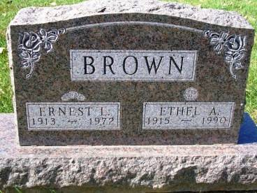 MURPHY BROWN, ETHEL ALTHEA - Madison County, Iowa | ETHEL ALTHEA MURPHY BROWN