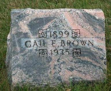 BROWN, GAIL EMORY - Madison County, Iowa | GAIL EMORY BROWN