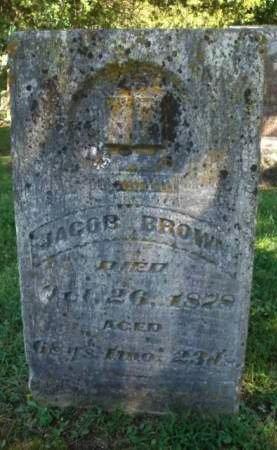 BROWN, JACOB - Madison County, Iowa | JACOB BROWN