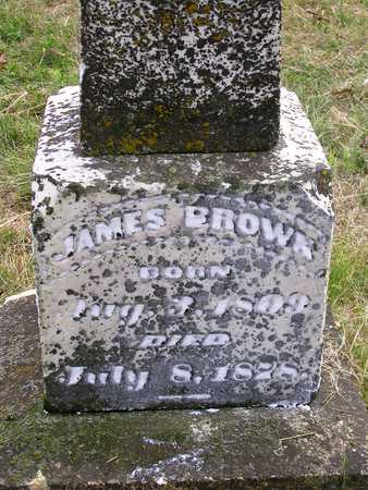 BROWN, JAMES - Madison County, Iowa | JAMES BROWN