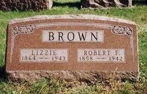 SMITH BROWN, ELIZABETH (LIZZIE) - Madison County, Iowa | ELIZABETH (LIZZIE) SMITH BROWN