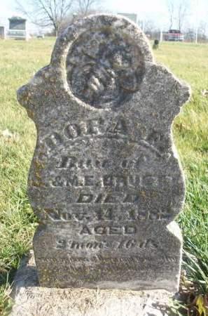 BRUETT, DORA E. - Madison County, Iowa | DORA E. BRUETT