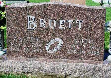 BRUETT, RUTH - Madison County, Iowa | RUTH BRUETT