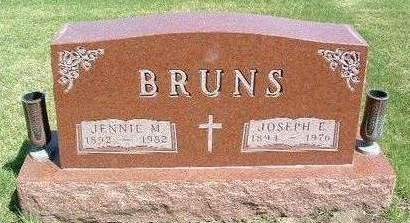 BRUNS, JOSEPH EUGENE - Madison County, Iowa | JOSEPH EUGENE BRUNS