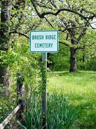 BRUSH RIDGE, CEMETERY - Madison County, Iowa | CEMETERY BRUSH RIDGE