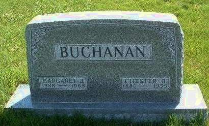 BUCHANAN, CHESTER ROBERT - Madison County, Iowa | CHESTER ROBERT BUCHANAN