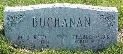 BUCHANAN, CHARLES MACK - Madison County, Iowa | CHARLES MACK BUCHANAN