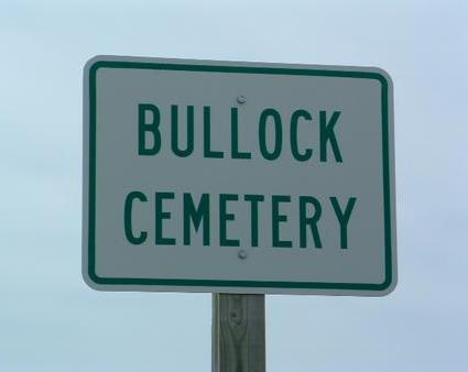 BULLOCK, CEMETERY - Madison County, Iowa | CEMETERY BULLOCK