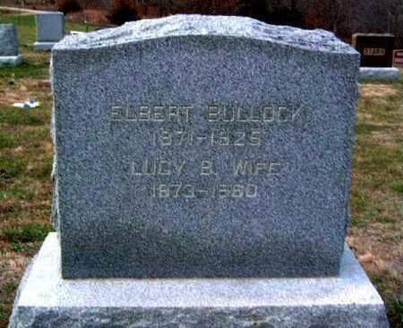 BULLOCK, ELBERT - Madison County, Iowa | ELBERT BULLOCK