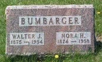BUMBARGER, NORA H. - Madison County, Iowa | NORA H. BUMBARGER