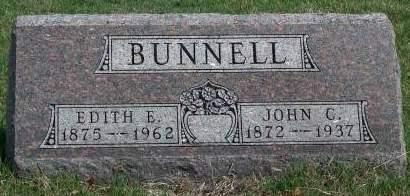 RENSHAW BUNNELL, EDITH EMILY - Madison County, Iowa | EDITH EMILY RENSHAW BUNNELL